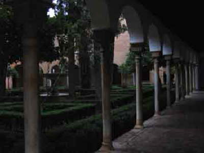 Large Courtyard II, Alhambra